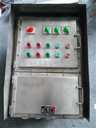 IP65户外防爆配电箱BXM(D)51-T带防雨罩