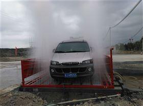 LYS-100武汉电厂洗车机  工地自动冲洗槽