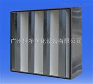 镀锌框FV型亚高效过滤器(HEPA)