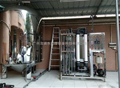 JH-0.5~30T/H调味品等食品用水超滤设备