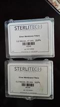 Sterlitech银过滤膜Silver Metal亲水性无机膜0.2um孔径45348 45336