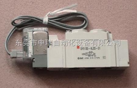 smc双电控电磁阀接线图