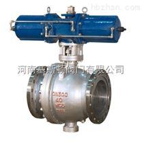 Q647F/H固定式氣動球閥