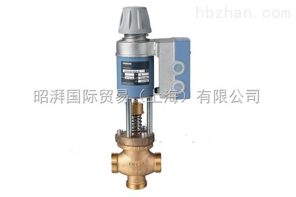 西门子电磁调节阀  MXG461B15-0.6