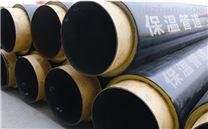 河北大城直埋式聚氨酯保温管施工价格