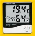 HTC-1-温湿度表-不锈钢温湿度表-机房温湿度表-数显温湿度表