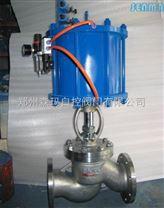 氣動不鏽鋼截止閥J641W