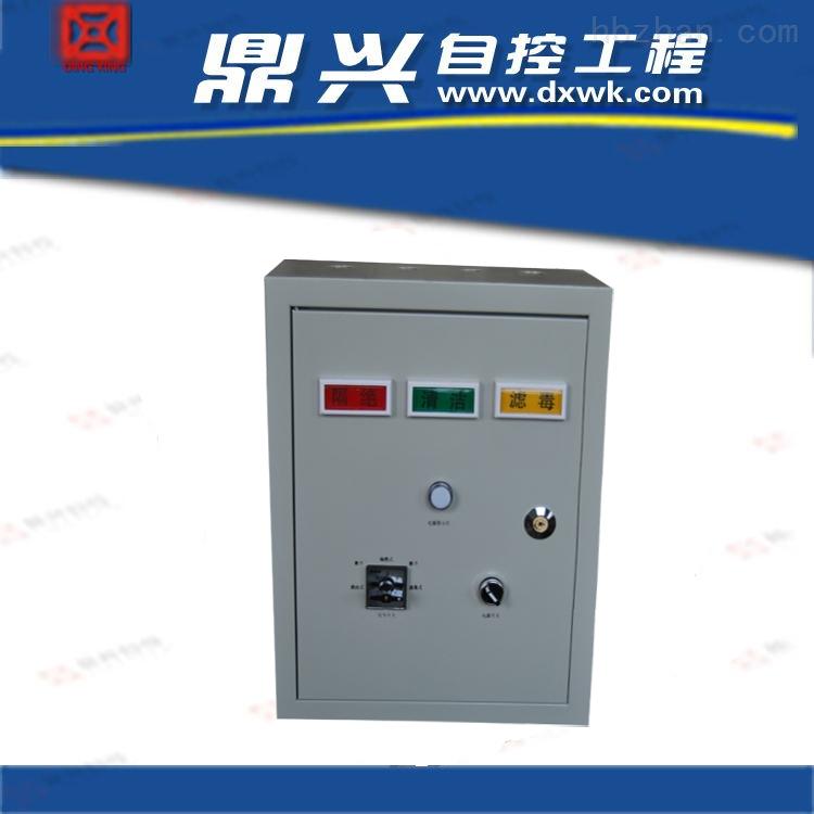 dxrf-人防通风信号控制箱接线图