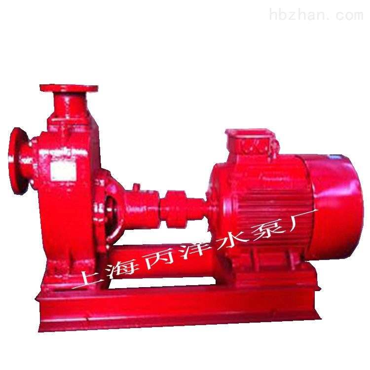 供应XBD7/16.7-80ZX强自吸消防泵