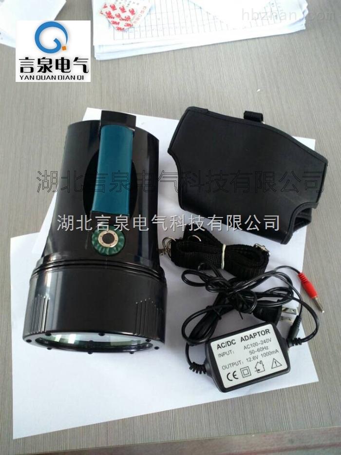 ZBW6100-35W手提式防爆探照灯(配氙气光源)