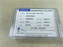 东洋ADVANTEC醋酸纤维素滤膜0.45um孔径C045A025A