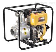便携式抢险防汛柴油抽水泵