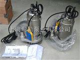 WQD7-15-1.1F自控型不锈钢潜污泵/304