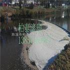 浮筒塑料制品浮筒浮筒式水上拦污