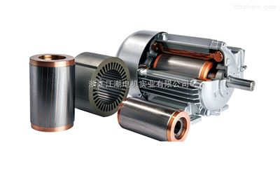 铜转子电机