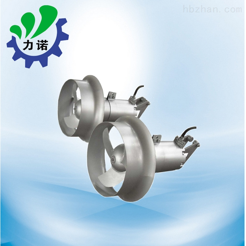 QJB1.5/8-400/3-740S潜水搅拌机产品报道