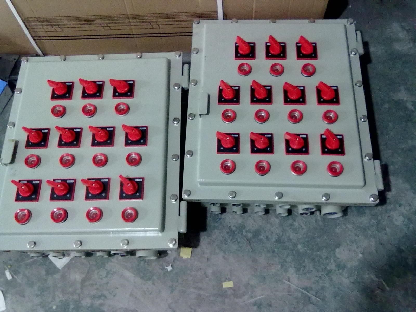 防爆综合电磁起动器,防爆自耦减压电磁起动箱,防爆星三角起动箱,防爆
