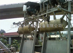 钢丝绳格栅除污机