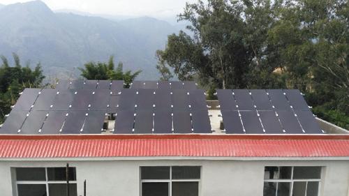 光伏发电助力山西能源结构调整