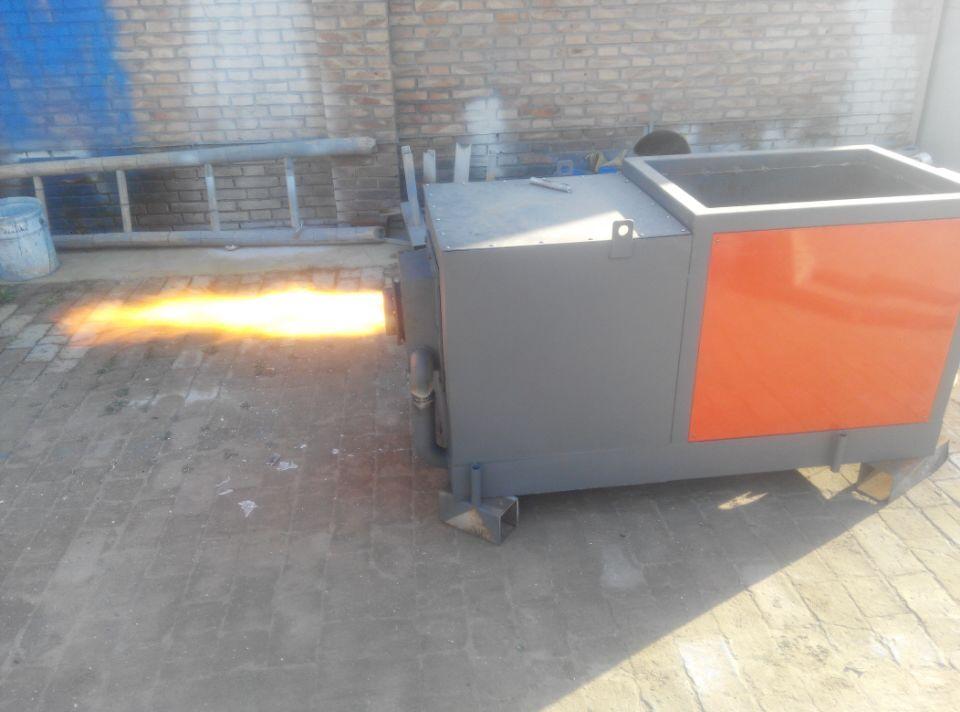 生物质颗粒燃烧机,双荣环保生物质热风炉