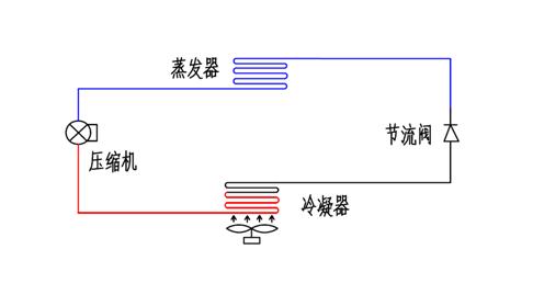 韩友牌单相三速循环泵电路图
