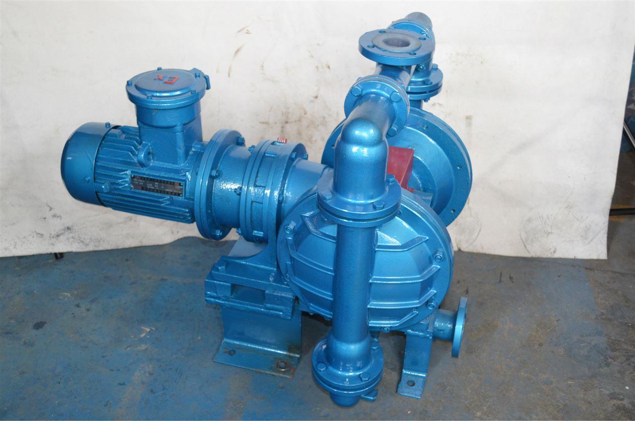 电动隔膜泵有哪些型号?