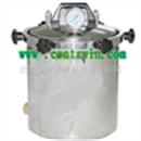 手提式不鏽鋼蒸汽滅菌器 18 型號:SHYX-280B  L