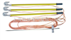 挂钩式/平口螺旋式三相短路接地线厂家
