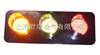 SX-HCX-100滑触线三相电源指示灯