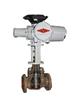 EHCN电动低噪音笼式调节阀