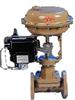 JYHP精小型气动隔膜衬氟调节阀
