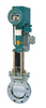 PZ273F/X/Y电液动刀形闸阀