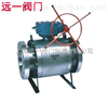 Q347F-64/100/160天然气高压球阀