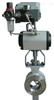 ZSRV气动V型调节球阀