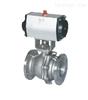Q641F/PPL型不锈钢气动浮动球阀