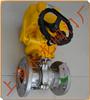 ABQ941F-40P氨气电动球阀