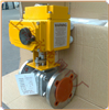 ABQ941F-25P电动氨用球阀