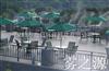 露天餐厅喷雾设备